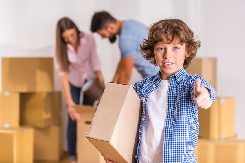 Külföldre költözik a család? Kérje nemzetközi költöztető szolgáltatásunkat!